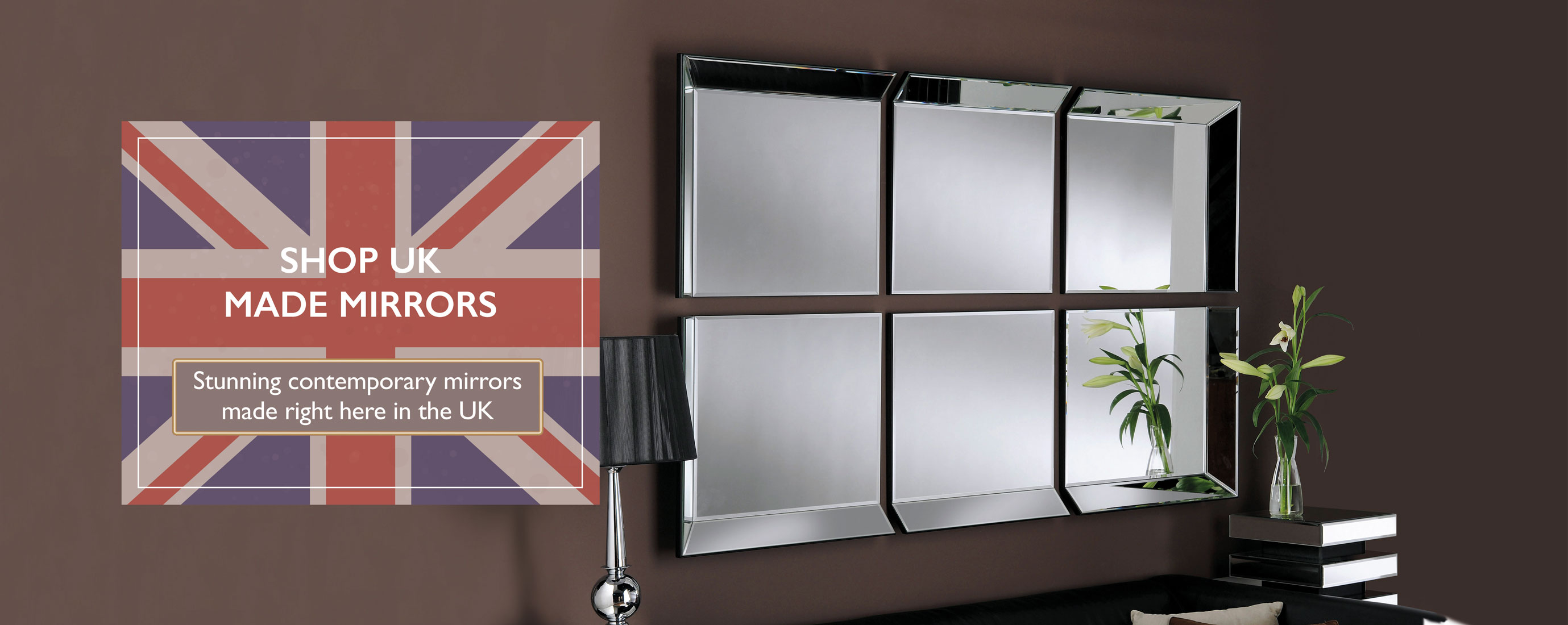 UK Made Mirrors