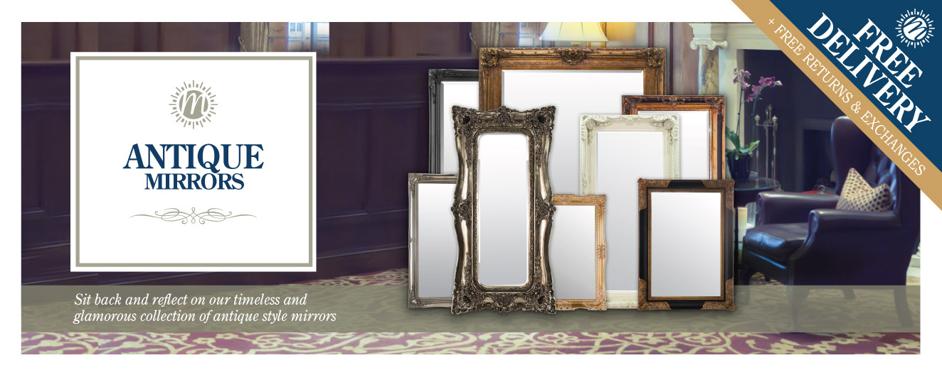 Antique Design Mirrors