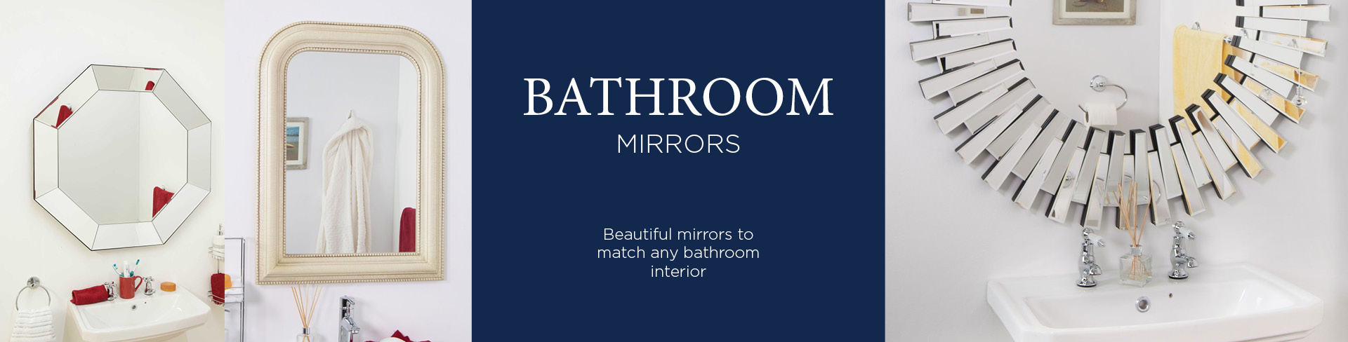 Bathroom Mirrors Range bathroom mirror & shaving mirrors | mirror outlet