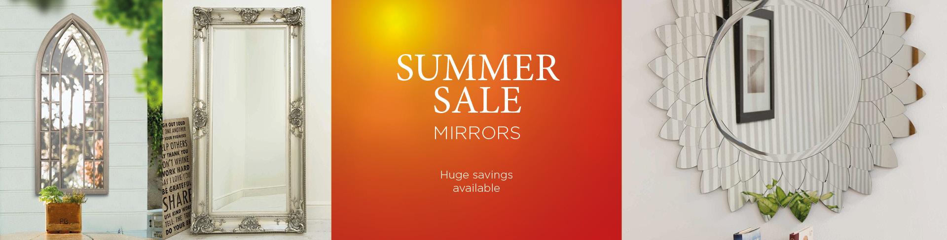 Mirrors Sale