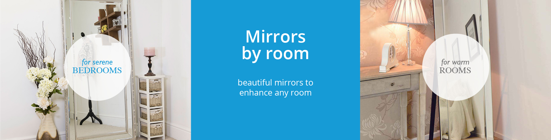 Mirrors By Room