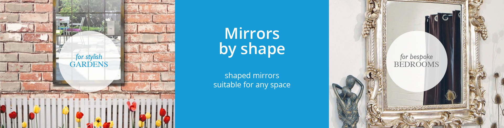 Mirrors By Shape