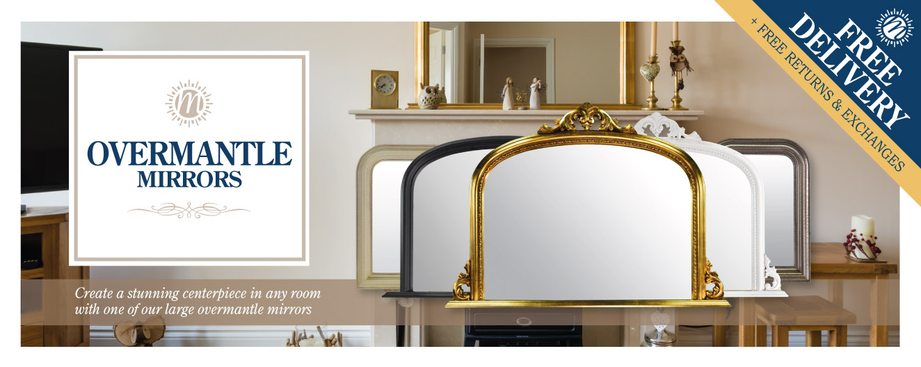 Over Mantle Mirrors For Sale Mirror Outlet