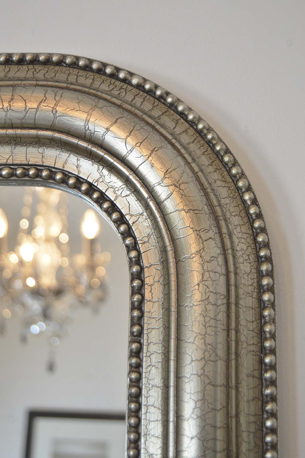 Large silver over mantle overmantle big wall mirror for Mirror 80 x 60