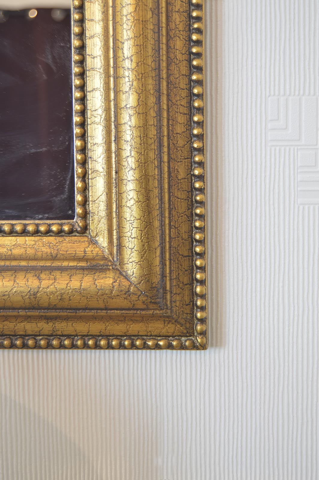 80 X 60cm Floor Mirrors Gold Over Mantle Big Wall Mirror New 2Ft8 X 2Ft