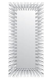 Starburst All Glass Stylised Full Length Dress Mirror 170 x 79 CM