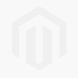 Dalton Black And Silver Bevelled Triple Edge Wall Mirror 68 x 56cm
