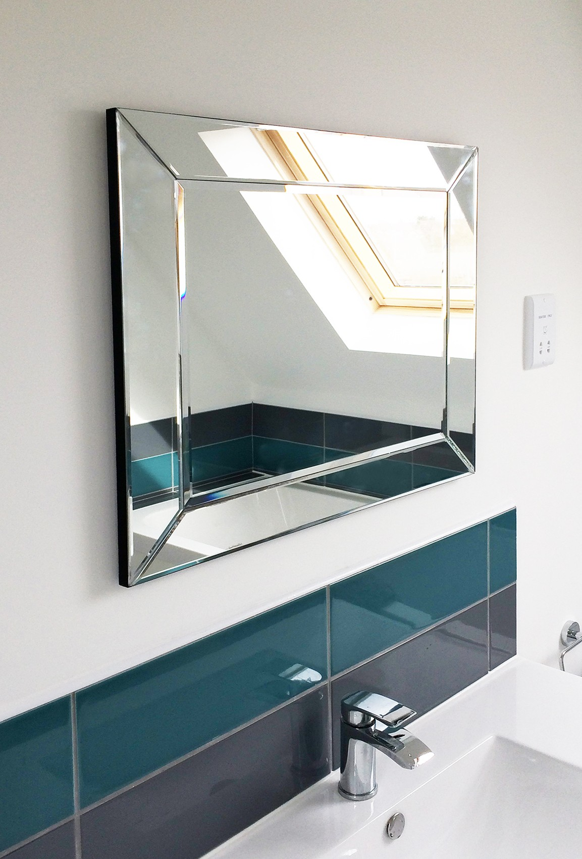 Nice Pictures Of Large Bathroom Wall Mirror - Best Home Design Ideas ...