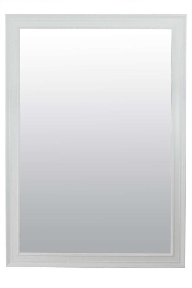 Extra Large White Modern Big Leaner Wall Mirror New 6ft 9