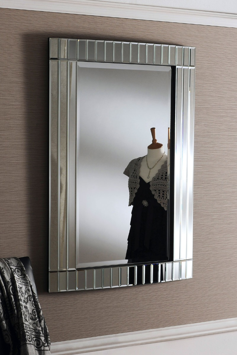 Uk Made Multi Segment Frame Venetian Mirror 100 X 76 Cm 5055781836442 Ebay