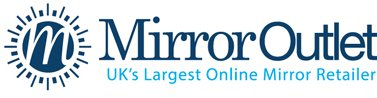 Logo Image for Mirror Outlet, the UKs largest online mirror metailer