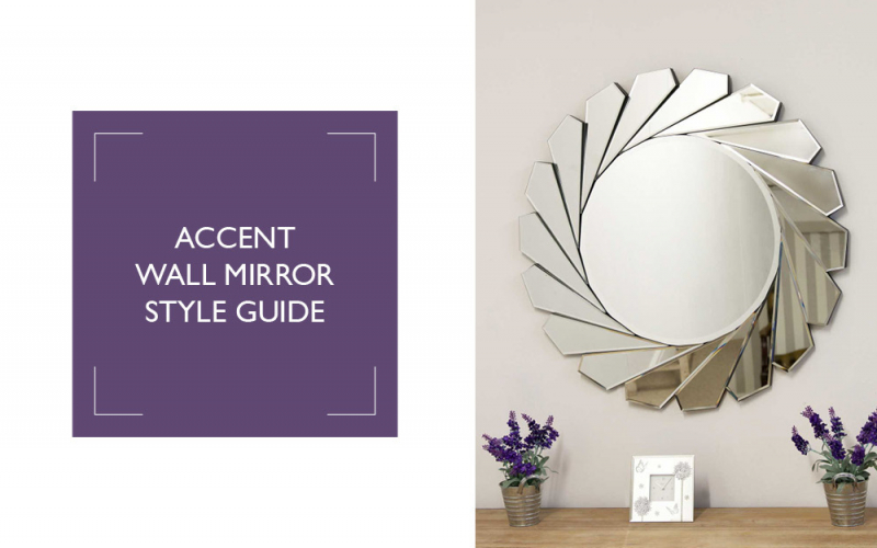 A Guide To Accent Wall Mirrors