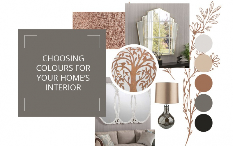 How to Choose the Right Colour Palette for your Home