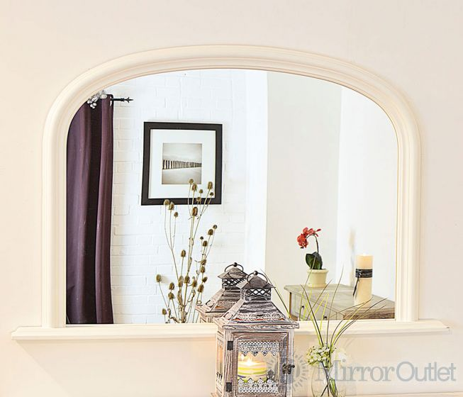 5 Mirrors For A Statement Mantelpiece