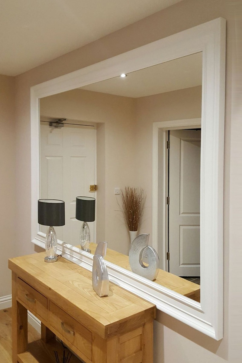 Revamp your Beauty Salon or Barbers with Modern Mirrors on Wall Mirrors id=45428