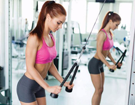 Gym Mirrors